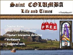{Free} Christianity: St. Columba Life and Times