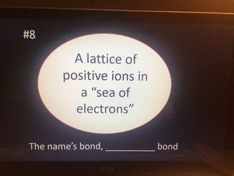 Cambridge IGCSE Chemistry Topic 3 REVISION (Atoms, elements and compounds)