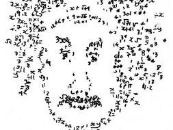 Einstein in Numbers (free sample). Nine algebra