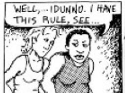 What is THE BECHDEL TEST?
