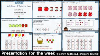 Year-1---PRESENTATION---Addition---Subtraction---Week-7.pptx
