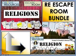 RE Escape rooms RS