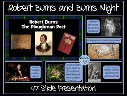 Robert Burns and Burns Night