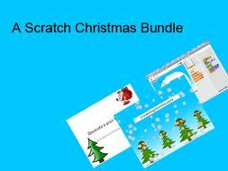 A Scratch Computing Christmas Bundle
