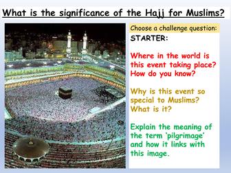 Islam: Hajj