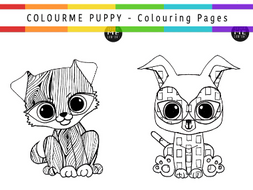 Wellbeing & Mindfulness | COLOUR THEORY | PUPPY Puppies ...