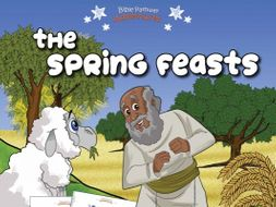 The Spring Feasts Activity Book for Beginners