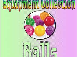 Equipment Collection Balls