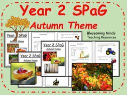Year 2 SPaG - Autumn theme