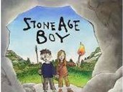 Stone Age and Cave boy Bundle