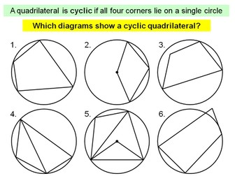 Circle theorems lesson 4