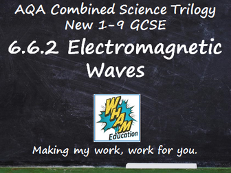 AQA Combined Science Trilogy: 6.6.2 Electromagnetic Waves