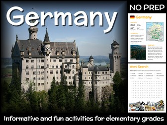 Germany (country study for elementary grades)