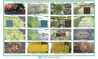 Antonyms-and-Opposite-Actions-Spider-Web-English-PowerPoint-Game.pptx