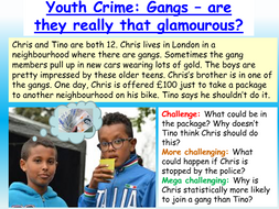 Gangs / Youth Crime