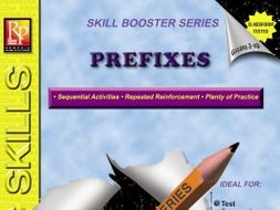 Prefixes: Skill Booster Series