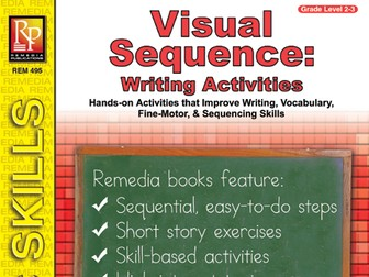Visual Sequence: Writing Activities