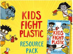 Kids Fight Plastic Resource Pack