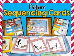 Sequencing Cards Beginning Middle End And First Next Last By