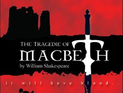Macbeth Character Analysis Lesson - Writing Extended Analysis