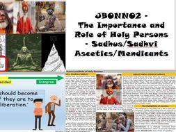 Role and Importance Ascetics Sadhus Sadhvi Mendicants