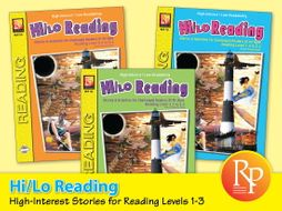 Hi/Lo Reading {Bundle}