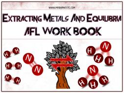 GCSE Chemistry 9-1: Extracting Metals and Equilibria AfL Work Book