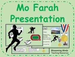 Mo Farah presentation