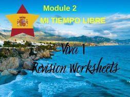 SPANISH Viva 1 Module 2 Revision Booklet