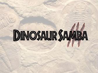 SAMBA | Dinosaur Samba