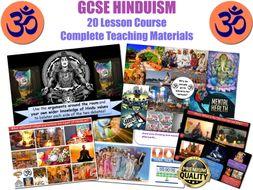 HINDUISM (20 Lessons) GCSE