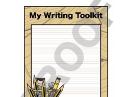My Writing Toolkit Bundle