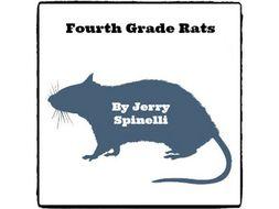 Fourth Grade Rats - (Reed Novel Studies)
