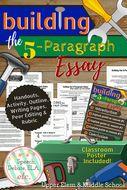 Building-the-5-Paragraph-Essay-Mini-Unit.zip