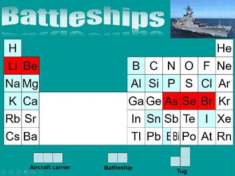 Periodic table battleships game with sound effects and animations by periodic table battleships game with sound effects and animations urtaz Image collections