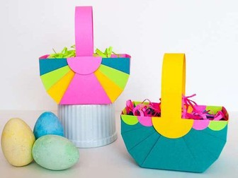 Easter - Fun and Crafts Activity Booklets