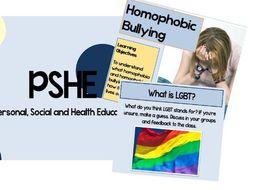 LGBT PSHE Lesson