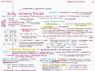 OCR A Level Chemistry Buffers & Neutralisation Revision Poster