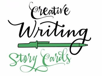 Creative Writing – Story Cards