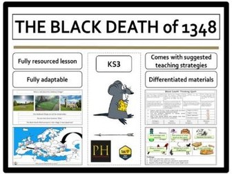 Black Death of 1348