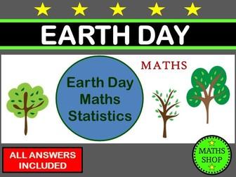 Earth Day Maths