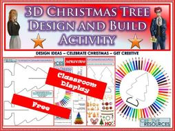 Design and Build A 3D Christmas Tree