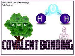 Covalent Bonding GCSE 2016 Revision Guide