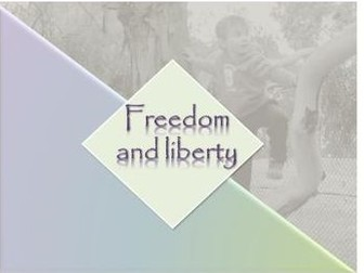 British Values - Individual Liberty