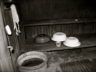 Local Traditions: Sauna and Bath House: Latvia: Photo Collection