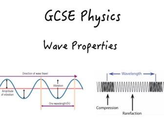 GCSE Wave Properties Booklet