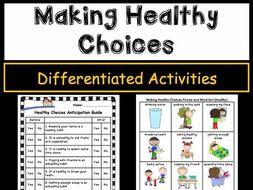 Health - Healthy Choices