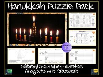 Hanukkah  Puzzle Pack