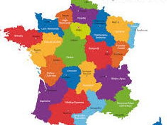 Maps! French in Europe and in the Americas - Content-based maps - FR 1