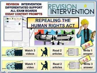 Human Rights - GCSE Citizenship